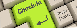 The Importance of On-Line Check-in